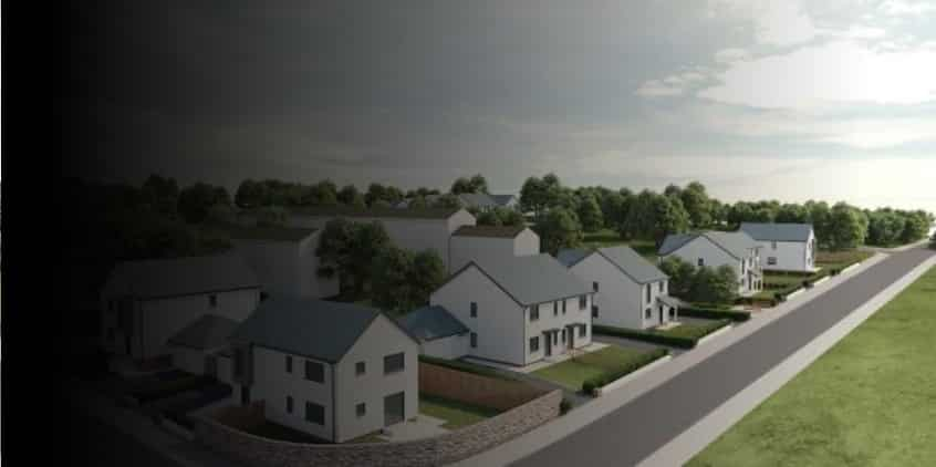 Hilltop completes £3m loan for eco-friendly residential development in South Molton, North Devon