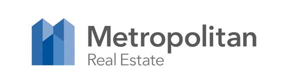 metropolitan real estate logo